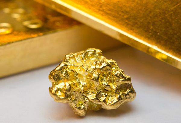 színarany - 24 karátos arany